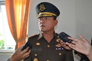Jaksa Puldata Dugaan KKN Karo Humas NTT