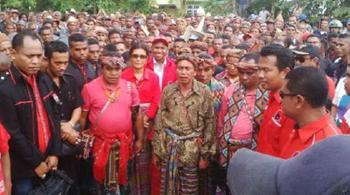 Dubes Jilid II Berkomitmen Lanjutkan Perjuangan Untuk Rakyat TTU