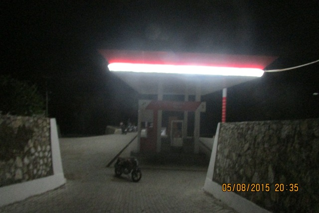 Peminjaman BBM Bersubsidi Atas Permintaan Danlanal Rote Ndao
