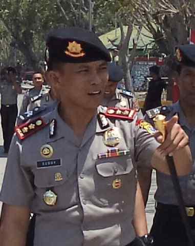 AKBP Robby M. Samban