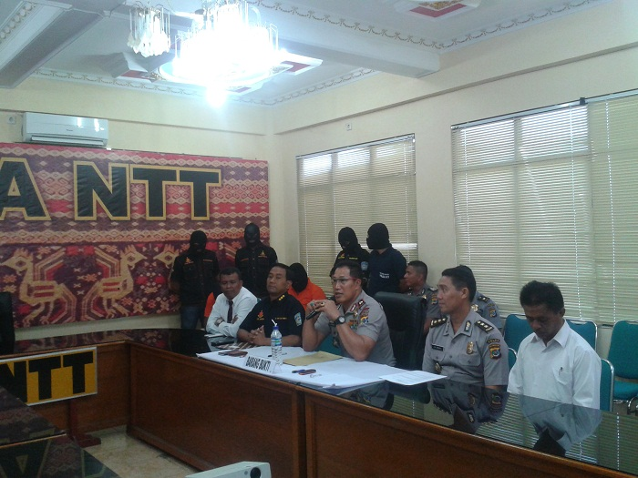Anggota DPRD NTT Pengguna Narkoba Terancam Penjara 12 Tahun