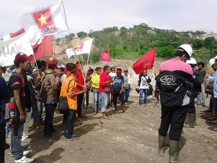 Kuasa Hukum PT SMR Cabut Paksa Bendera Cipayung