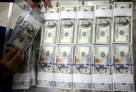 Dolar AS Naik Lagi ke Rp 13.700