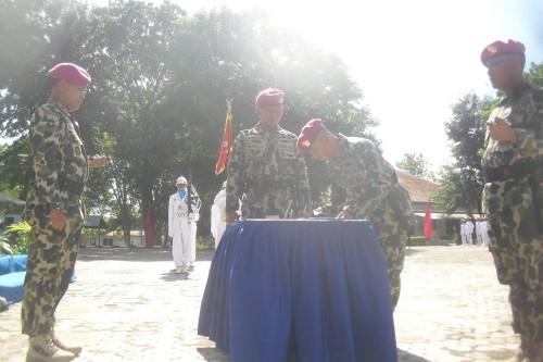 Mayor Andi Ichsan Pimpin Yonmarhanlan VII Kupang