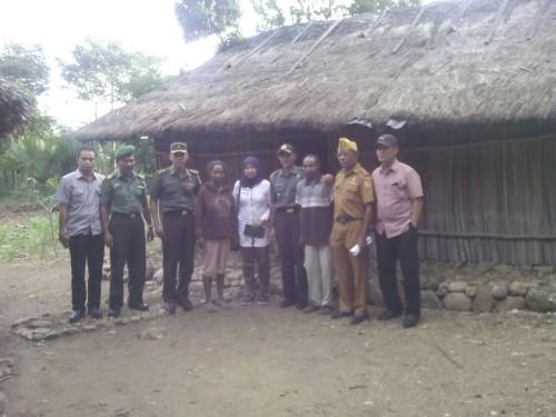 PT Semen Indonesia Akan Bedah Rumah Sembilan Veteran di Perbatasan