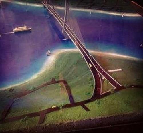 Ground Breaking Jembatan Pancasila-Palmerah Dilakukan Desember Mendatang