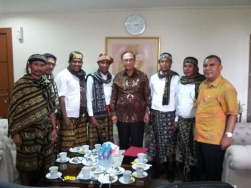 Jokowi Diminta Lihat Langsung Produksi Garam Sabu Raijua