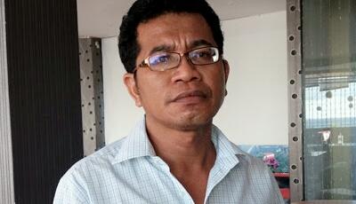 Relawan Jokowi di Kupang Gelar Aksi Demo Soal Terhambatnya Penyaluran PIP