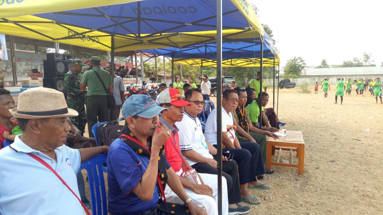 Kebersamaan Awang Notoprawiro dengan  Keluarga Besar Nagekeo di Kupang