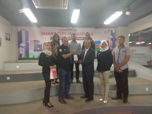 Wali Kota Kupang Kunjungi Telkomsel, Konsep Smart City Siap Jalan
