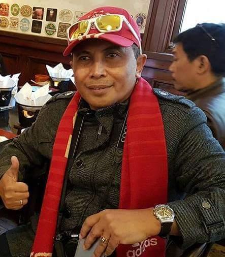 Niat Tulus John Oetemoesoe untuk Kabupaten Kupang