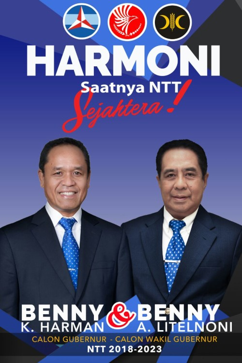PKS Akhirnya Dukung Benny Harman-Benny Litelnoni di Pilgub 2018