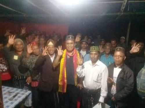 Cagub Benny K. Harman Siap Selesaikan Konflik Perbatasan Ngada-Matim