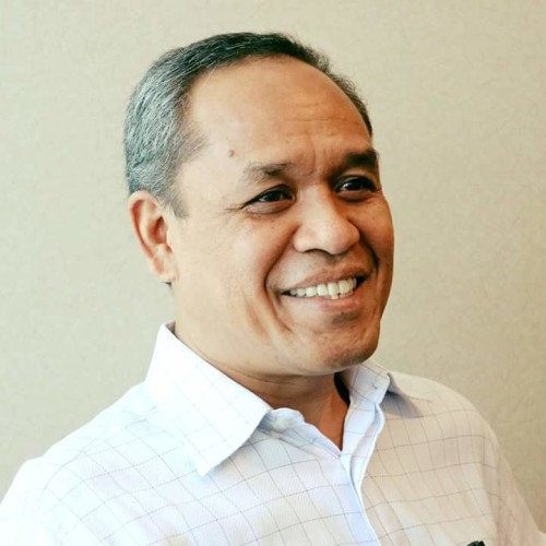 Cagub NTT Benny K Harman Santai Hadapi Debat