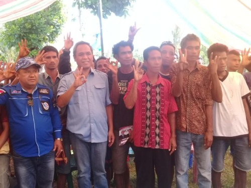 Ketua PAC PKB Kudi Mangedo Berbalik Dukung Cagub Benny K Harman