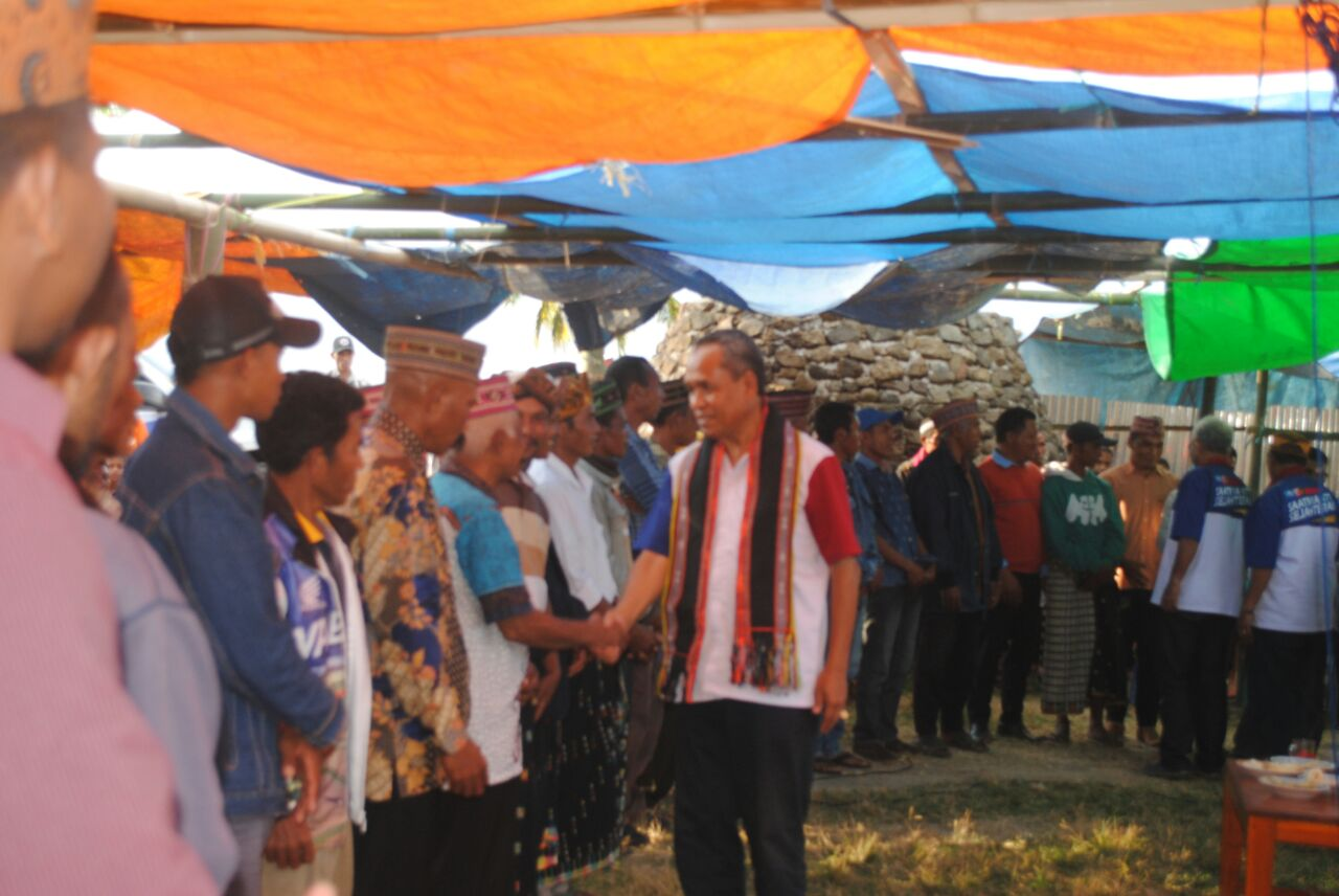 Ribuan Tomas di Manggarai jadi Relawan Paket Harmoni