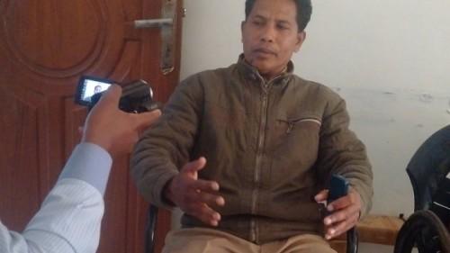 Kapus Nunkolo Malah Tuding Staf yang Lakukan Penganiayaan