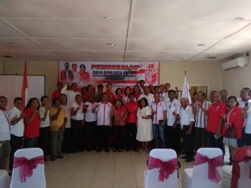 Caleg PKPI di NTT Wajib Kampanyekan Pasangan Jokowi-Ma'ruf