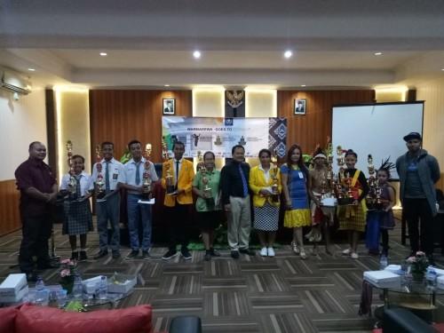 Unwar Bali Gelar Pelatihan dan Lomba di Kupang