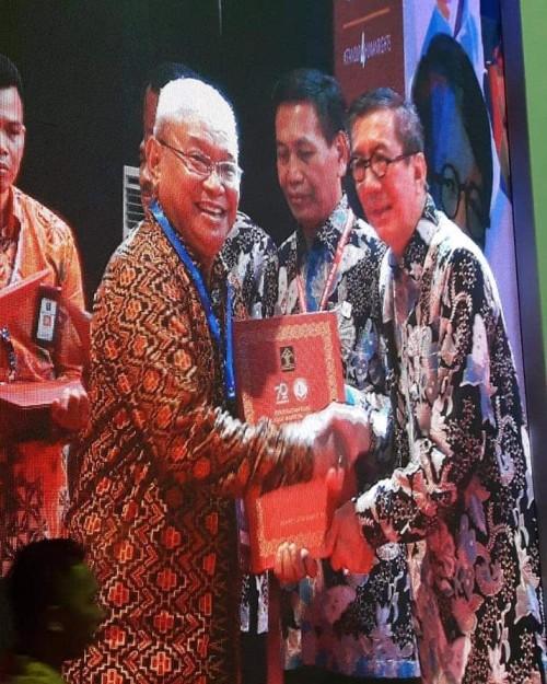 Kota Kupang Raih Penghargaan Peduli Hukum dan HAM