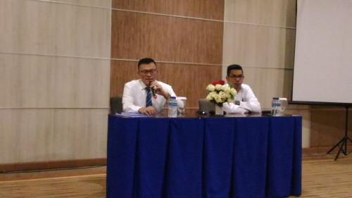 Jimmi Sianto Gugat Pimpinan DPRD NTT