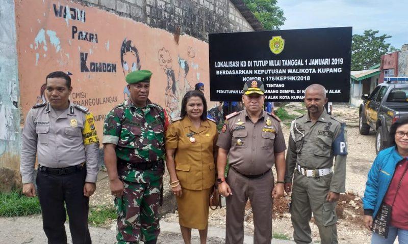 Lokalisasi Karang Dempel Resmi Ditutup