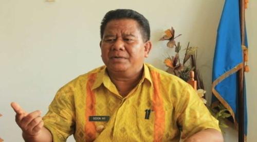 Gidion Mbiliyora Dicopot dari Jabatan Ketua DPD II Golkar Sumba Timur