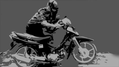 Maling Nekad Curi Sepeda Motor di Asrama Polda NTT