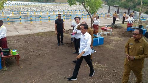Jokowi Janji Balik ke NTT Bulan Agustus