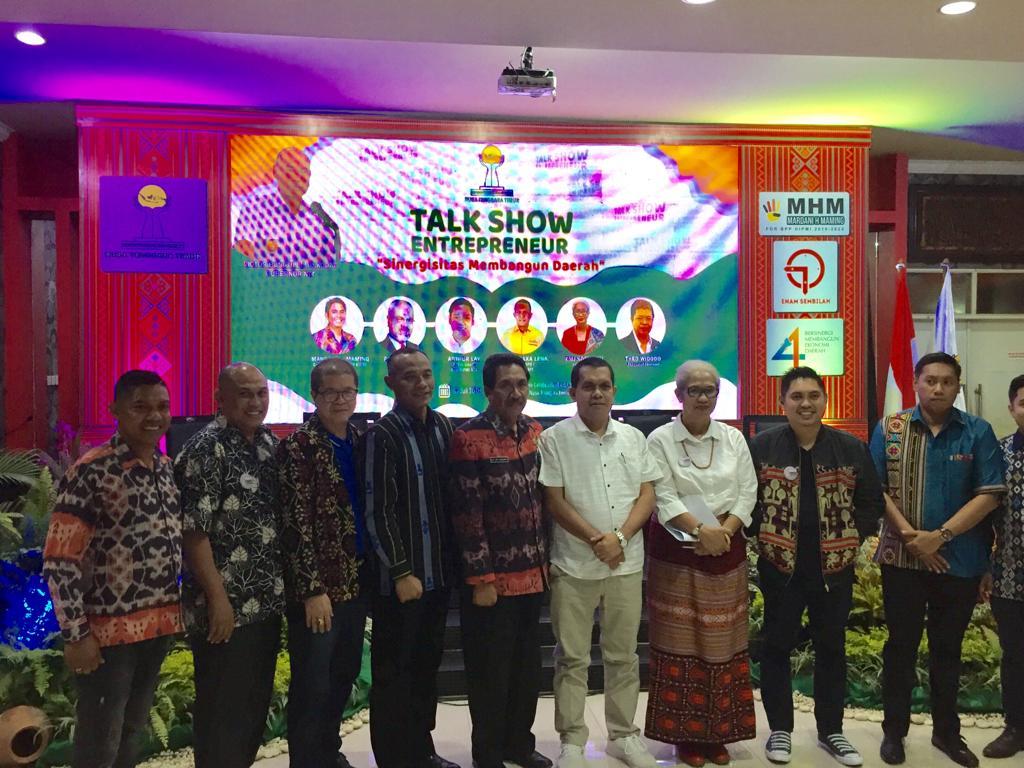 Mardani Haji Maming: Pengusaha Asing Tak Boleh Kuasai Perekonomian Daerah