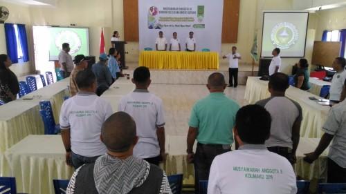 Komunitas Lio Maumere Kupang Gelar Musyawarah Anggota III