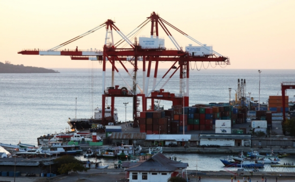 Pelabuhan Tenau Kupang. (foto: dok. victory news)