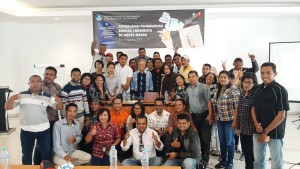 Puluhan Wartawan di Kupang Ikut Penyuluhan Penggunaan Bahasa Media Massa