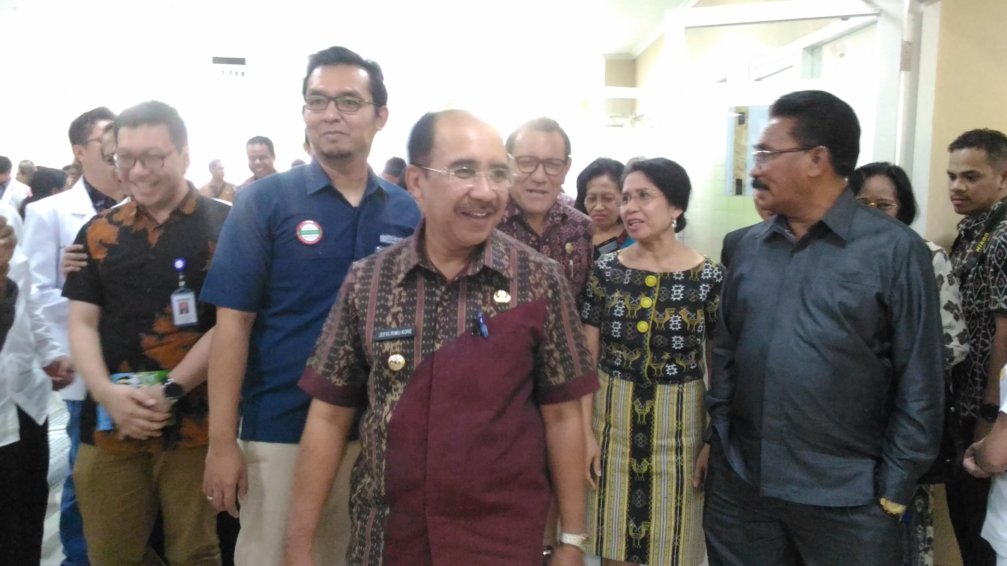 Wali Kota: RSUD S K Lerik harus jadi Kebanggan Masyarakat Kota Kupang