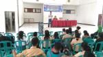 Fredi Tahadi Bria Bagi Ilmu Wirausaha untuk Siswa SMAN 4 Kota Kupang