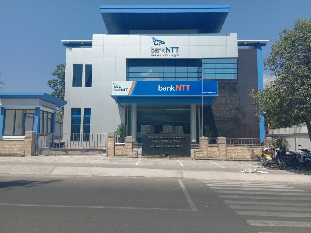 Dinanti Selama 10 Tahun, Gedung Bank NTT Kalabahi Akhirnya Siap Digunakan