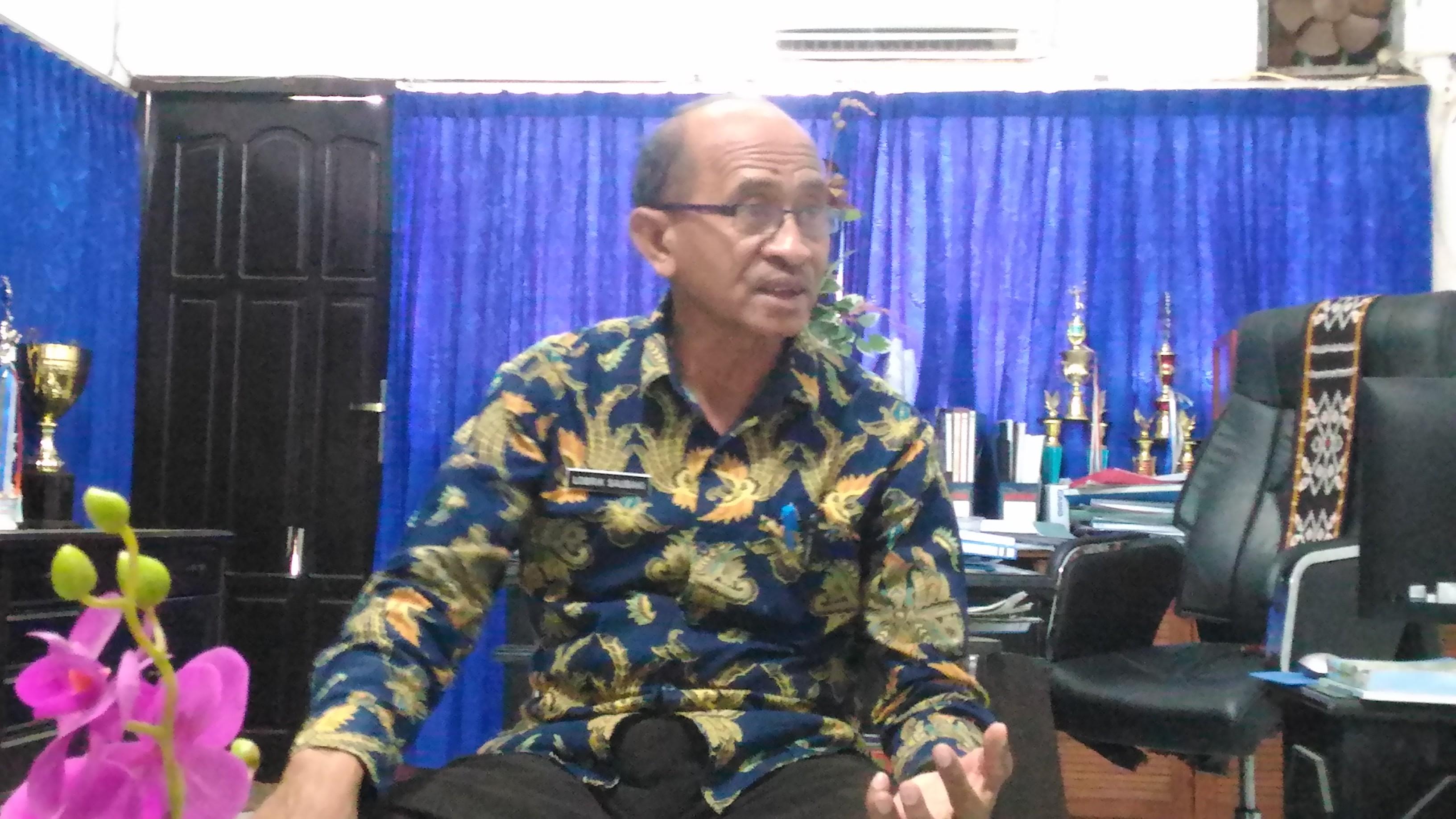 PDAM Kabupaten Kupang Berlakukan Sistem Distribusi Air Bergilir