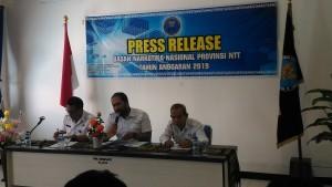 BNN NTT Ungkap Dua Kasus Peredaran Gelap Narkotika di Sikka