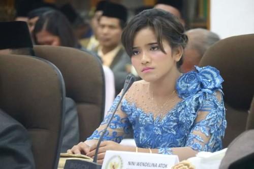 Pesan Anggota DPRD Belu Termuda Terkait Pilkades Serentak 2019