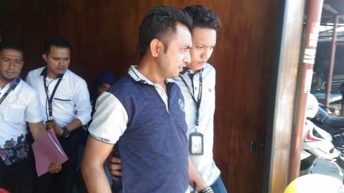 Anggota DPRD Rote Ndao Dieksekusi Jaksa saat Hendak Makan Siang