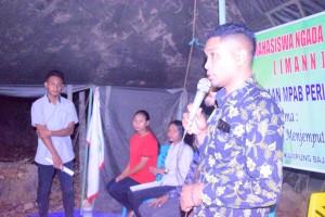 Perdana, Ikatan Mahasiswa Ngada-Nagekeo Kupang Lantik 67 Anggota