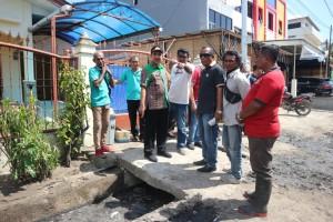 Cegah Banjir saat Hujan, Wali Kota Pantau Langsung Perbaikan Drainase