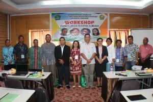 50 Dosen STAKPN Sentani Ikut Workshop Penulisan Karya Ilmiah
