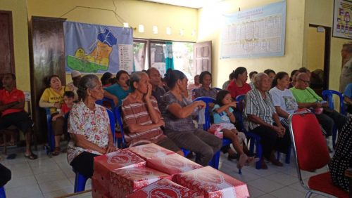 Pemkot Kupang Bantu 10 Ribu Kacamata Gratis untuk Lansia