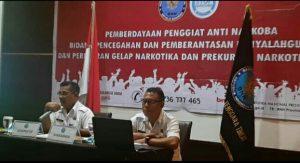 BNN Harapkan Peran Aktif Penggiat Anti Narkoba di Lingkungan Pendidikan