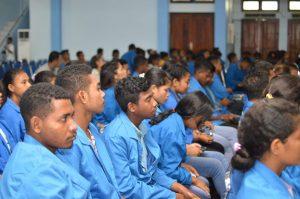 Mahasiswa Politani Negeri Kupang Dibekali Ilmu Mengelola Keuangan
