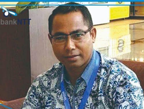 Siang Ini, Johanis Umbu Landu Praing Dilantik jadi Dirum Bank NTT