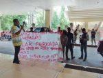 Aliansi Peduli Rakyat Tolak Pemberlakuan Perkada di TTU dan Rote Ndao