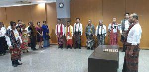 Komitmen Johanis Umbu Landu Praing usai Dilantik Menjadi Dirum Bank NTT