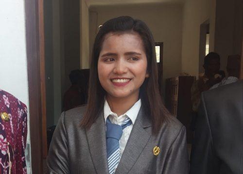 Peringatan Keras Legislator Termuda di Belu untuk Sang Bupati